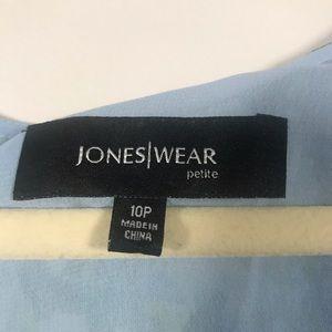 Jones Wear Tops - JONES WEAR PETITE Sleeveless Top, Size 10P